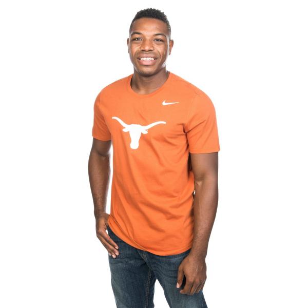 Texas Longhorns Nike Local Cotton Short Sleeve Tee