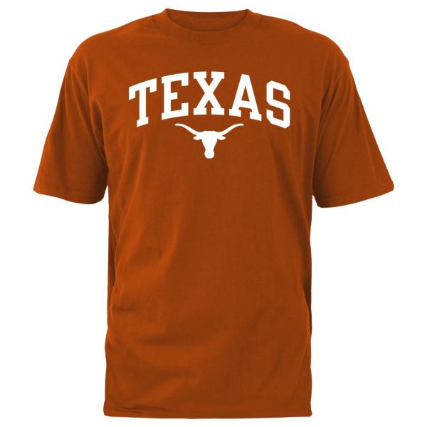 Texas Longhorns Texas Arch Tee