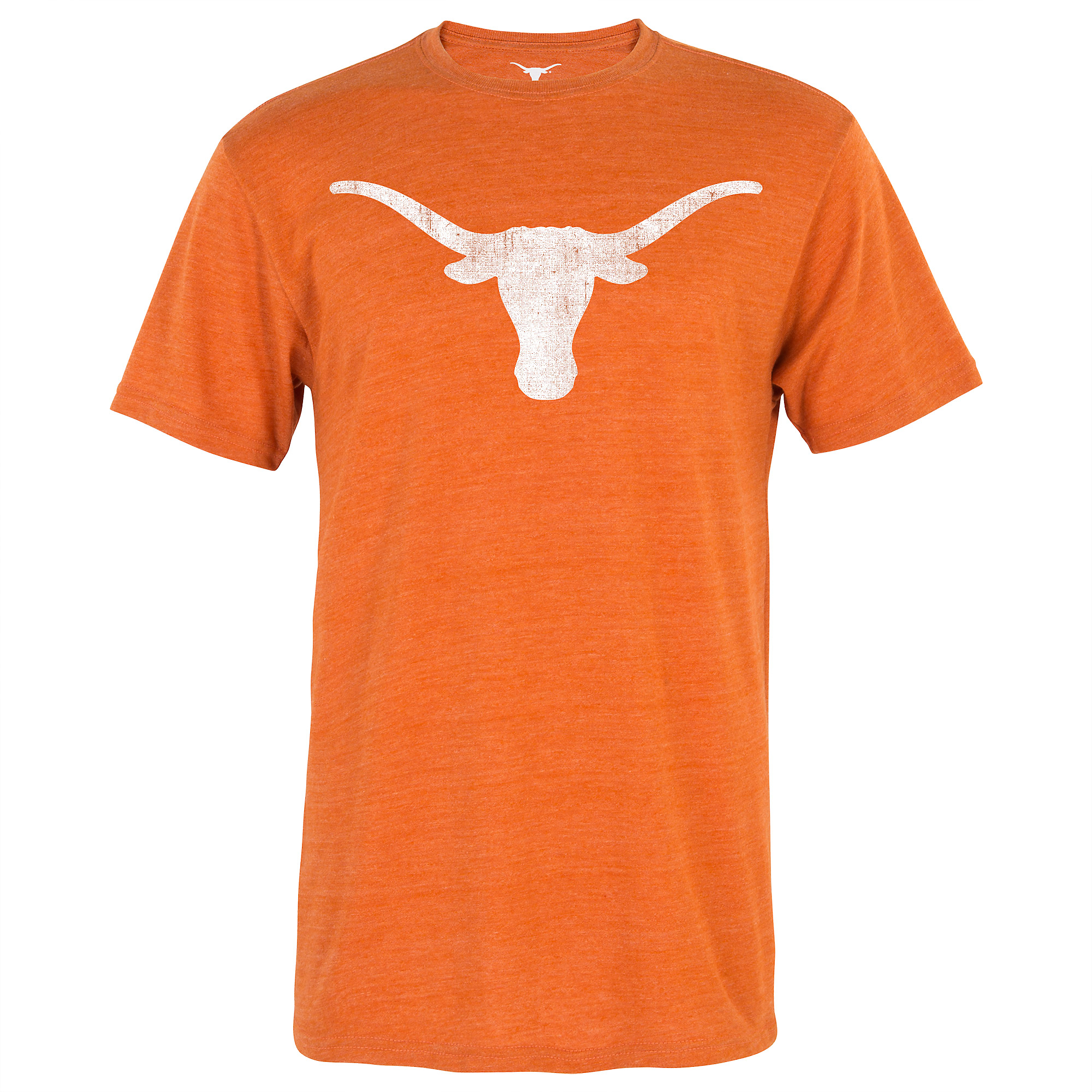 Texas Longhorns Distressed Silhouette Tee