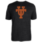 Texas Longhorns Distressed Interlock Tee