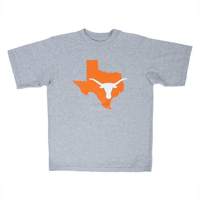 Texas Longhorns Youth Longhorn State Tee