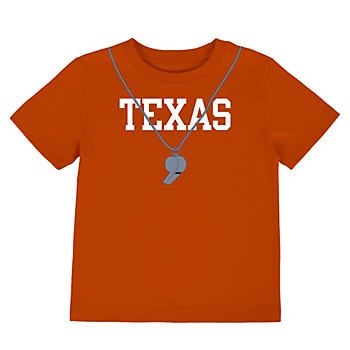 Texas Longhorns Toddler Martin Tee