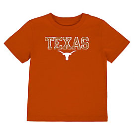 Texas Longhorns Toddler Timmy Tee