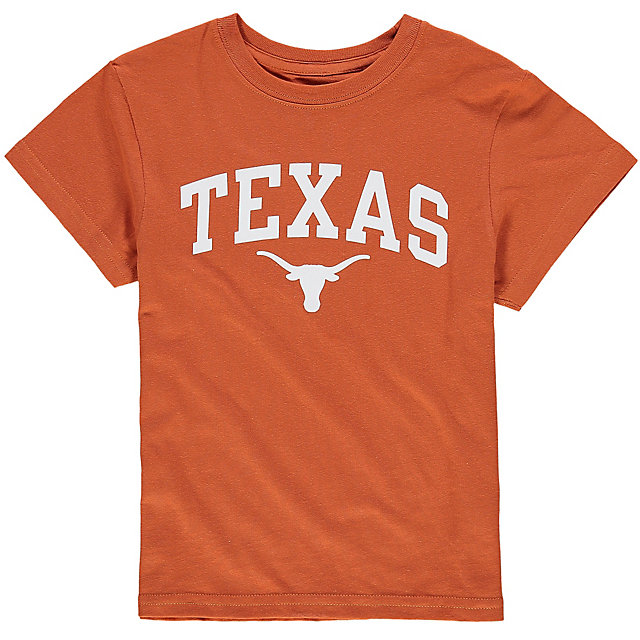 Texas Longhorns Kids Arch Tee