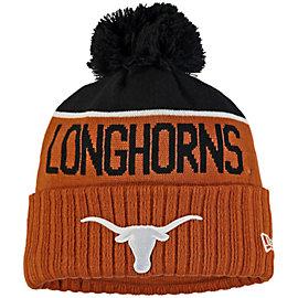 Texas Longhorns New Era Sport Knit Hat