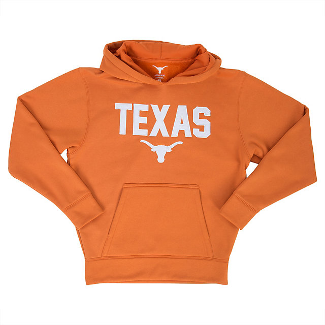 Texas Longhorns Youth Romulus Hoody