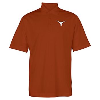 Texas Longhorns Silhouette Polo