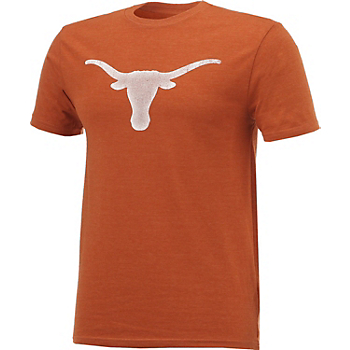 Texas Longhorns Worn Silhouette T-Shirt