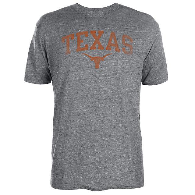 Texas Longhorns Worn Texas Arch Short Sleeve Tee