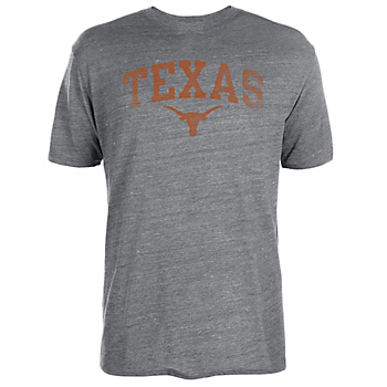 Texas Longhorns Worn Texas Arch Short Sleeve Tee