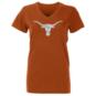 Texas Longhorns Womens Galaxy Tee