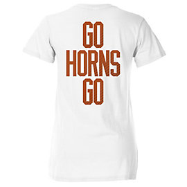 Texas Longhorns Juniper Short Sleeve Tee