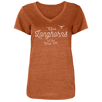 Texas Longhorns Womens Avalon Tee