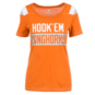 Texas Longhorns Rayna Short Sleeve Tee