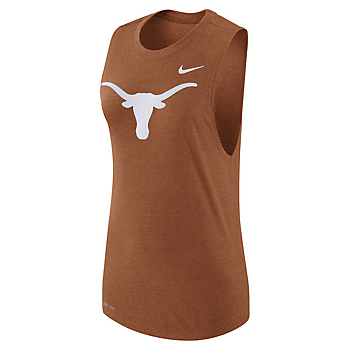 Texas Longhorns Nike Womens Muscle Tank
