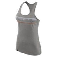 Texas Longhorns Nike Womens Dri-FIT Touch Tank