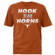 Texas Longhorns Youth Polka Tee
