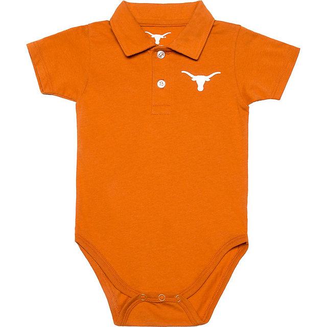 Texas Longhorns Infant Curt Onesie