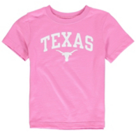 Texas Longhorns Toddler Arch Tee