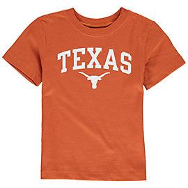 Texas Longhorns Toddler Arch Tee