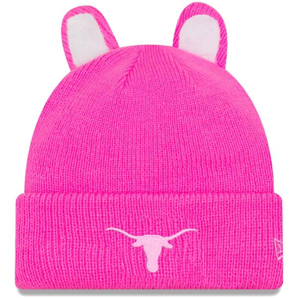 Texas Longhorns Toddler Cozy Cutie Knit Hat