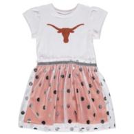 Texas Longhorns Infant Claudia Dress