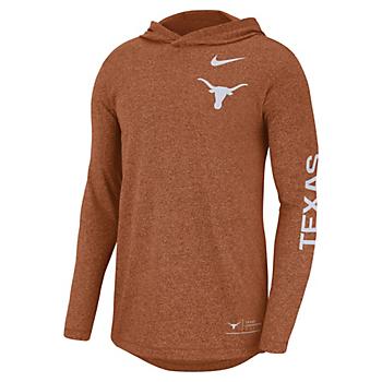 Texas Longhorns Nike Hooded Tee