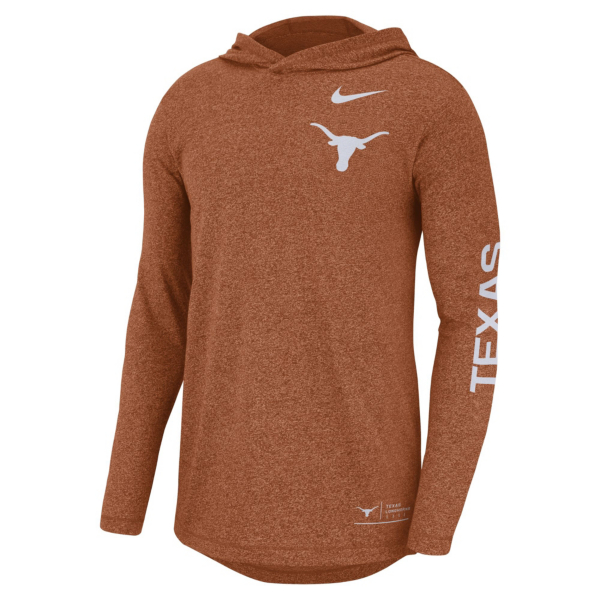 Texas Longhorns Nike Hooded Tee