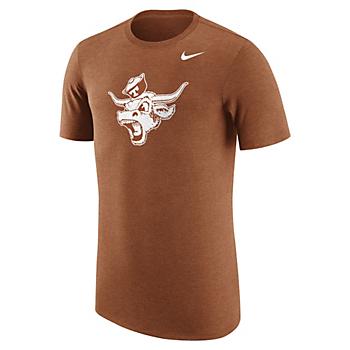 Texas Longhorns Nike Tri Vault Tee