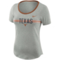 Texas Longhorns Nike Womens Strike Tee