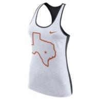 Texas Longhorns Nike Womens Dri-FIT Racerback Tank