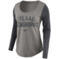 Texas Longhorns Nike Womens Modern Long Sleeve Tee
