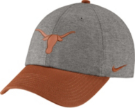 Texas Longhorns Nike Heritage 86 Heather Cap