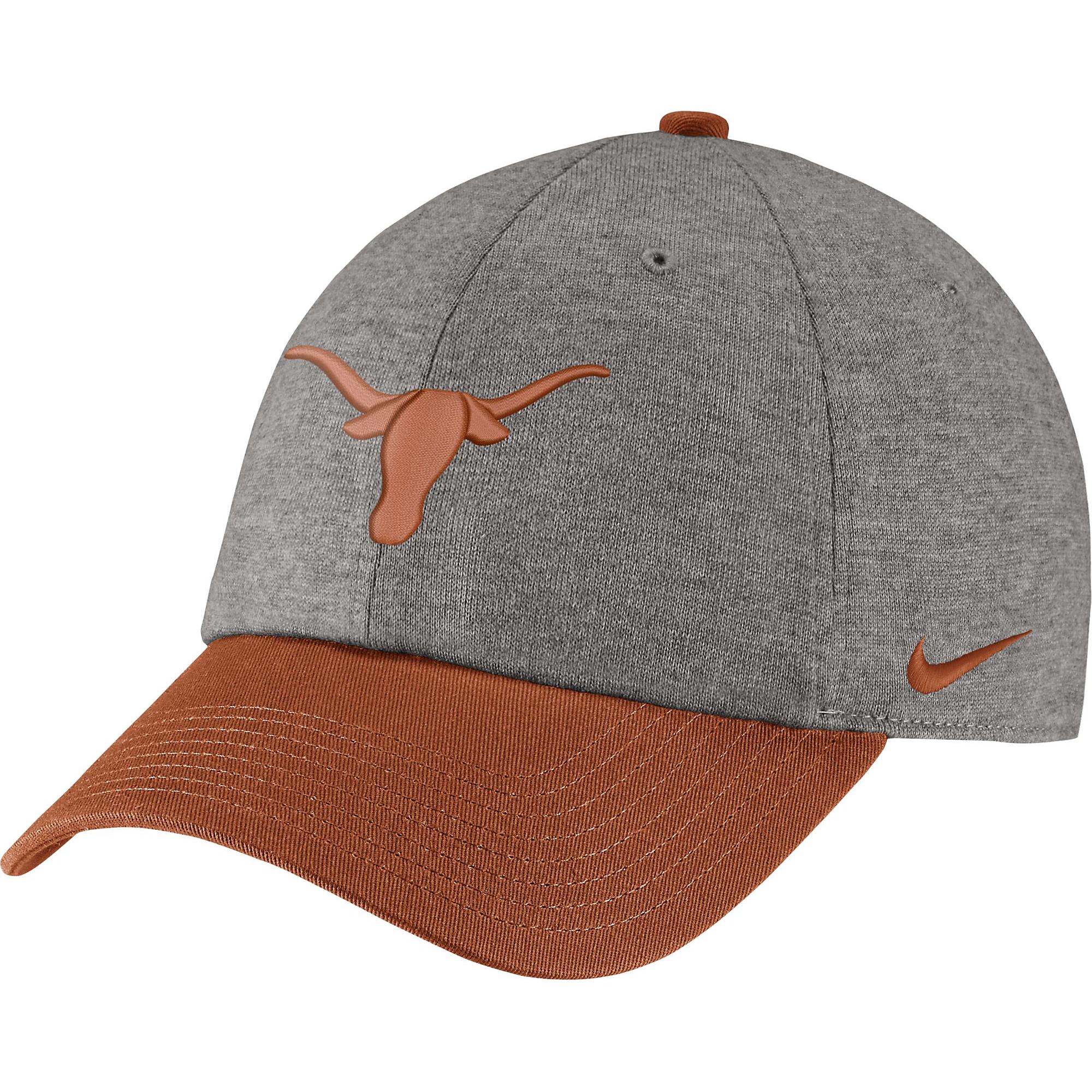 Texas Longhorns Nike Heritage 86 Heather Cap