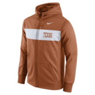 Texas Longhorns Nike Therma Jacket