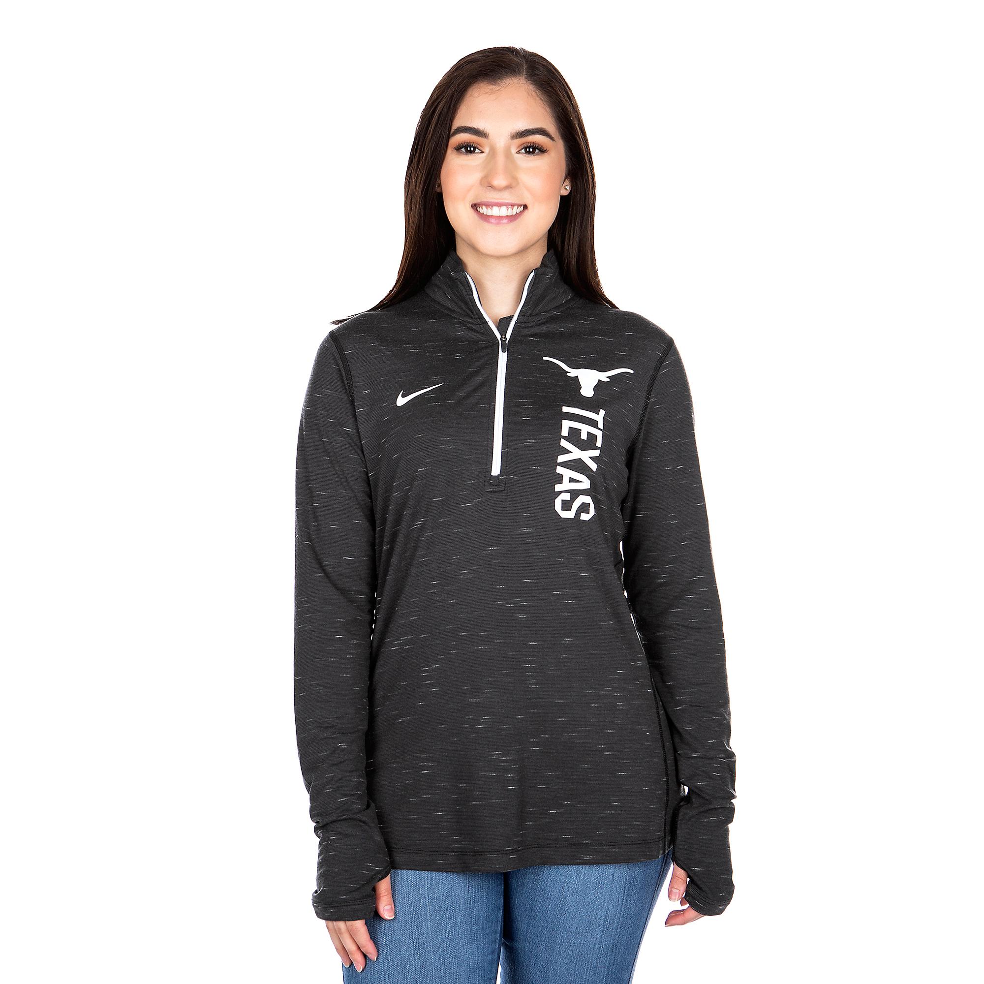 Texas Longhorns Womens Nike Dry Element Pullover
