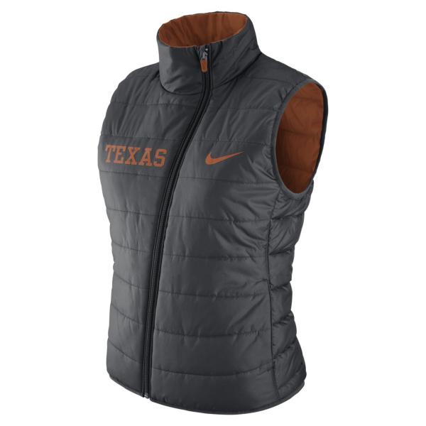 Texas Longhorns Nike Womens Reversible Vest