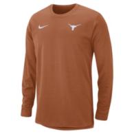 Texas Longhorns Nike Therma Modern Crew