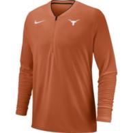 Texas Longhorns Half Zip Coaches Pullover