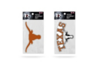Texas Longhorns 2-Piece Magnet Set