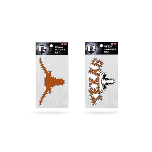 Texas Longhorns 2-Piece Magnet Set