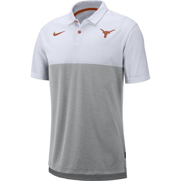 Texas Longhorns Nike Mens Breathe Polo