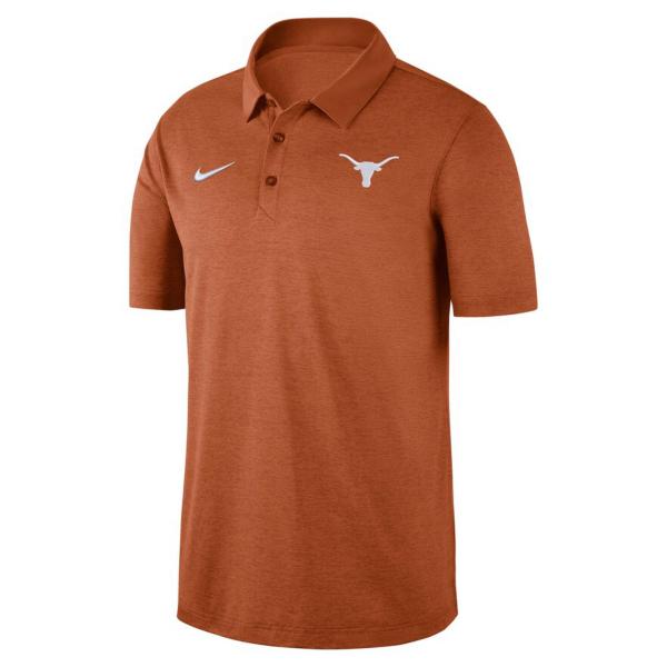 Texas Longhorns Nike Mens Dri-FIT 2.0 Polo