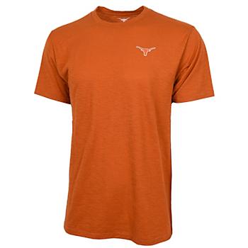 Texas Longhorns Mens Harbor Short Sleeve T-Shirt