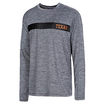 Texas Longhorns Mens Baltic Long Sleeve T-Shirt