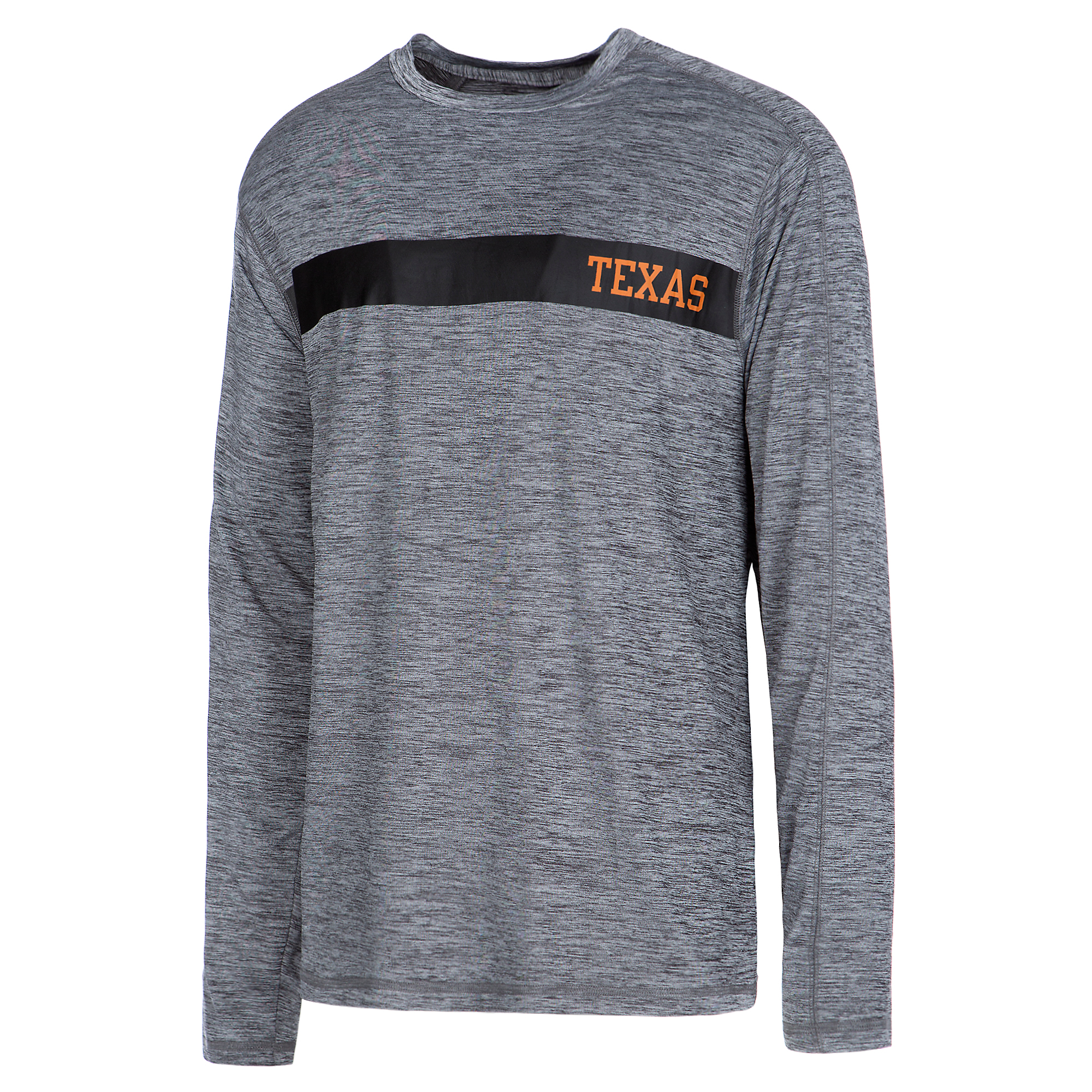 Texas Longhorns Mens Baltic Long Sleeve T-Shirt