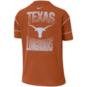 Texas Longhorns Nike Womens Breathe Top