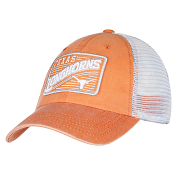 Texas Longhorns Mens Swoop Patch Snapback Cap