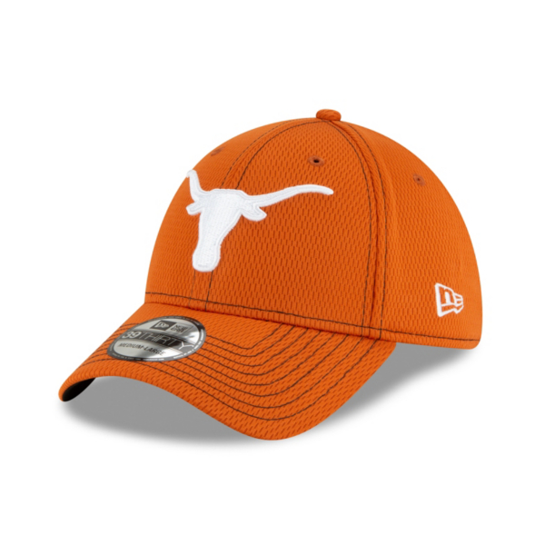 Texas Longhorns New Era Mens Sideline Road 39Thirty Cap