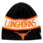 Texas Longhorns New Era Reverse Beanie